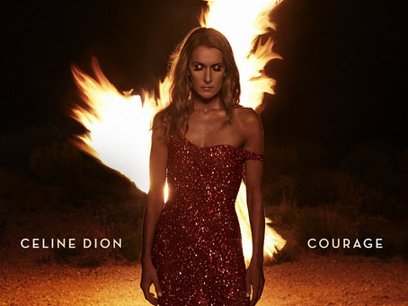 Celine Dion's 'Courage' Album is an Empowering and Hopeful Listen.