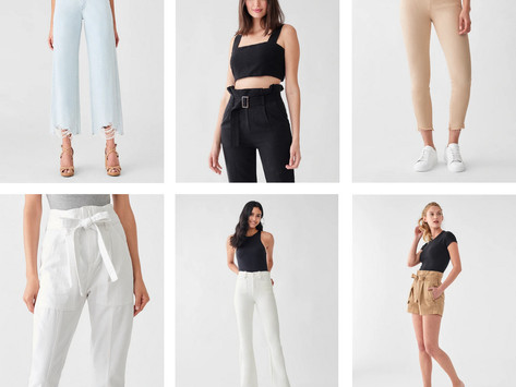Fashion Denim Trends 2020...