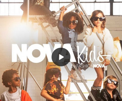 Fashion Nova - Critics Are Disgusted by NovaKids' Outfit Names.