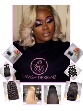 Lavish Designz - Bring Out Your Inner Doll.