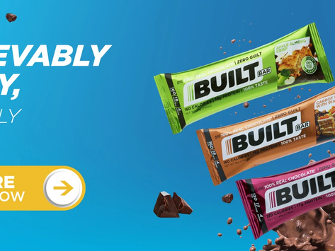 Best Tasting Protein Bars. Unbelievably Healthy, Ridiculously Delicious.