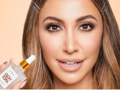 Diana Madison's Clean Beauty Product Glowtopia Is Her 'Service to the World'.