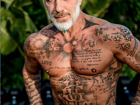 The Coolest Man on Instagram - Gianluca Vacchi!