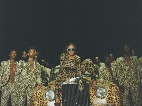 """Beyoncé's New Audiovisual """"Black is King"""" Is Now Streaming."""