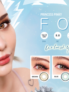 Shop These Hottest Colored Contact Lenses.