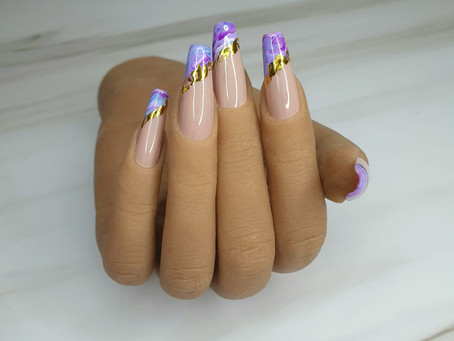 Luxury Press-on Nails By Bella.