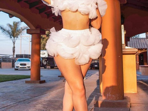 Popular Social Media Model - Jailyne Ojeda Ochoa.