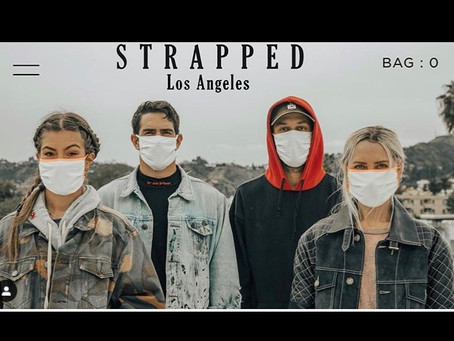 Strapped - Luxury Apparel Made in L.A.