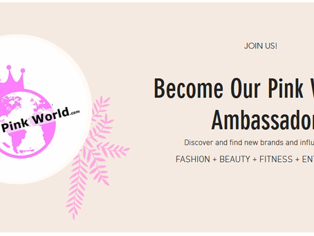 We are looking for outgoing, positive, fun-loving individuals to join Our Pink World.