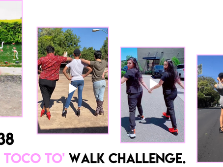 Top 38 'Toco Toco To' Walk Challenge.