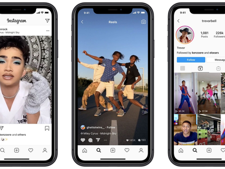 """Check Out Instagram's New Feature """"Reels""""."""