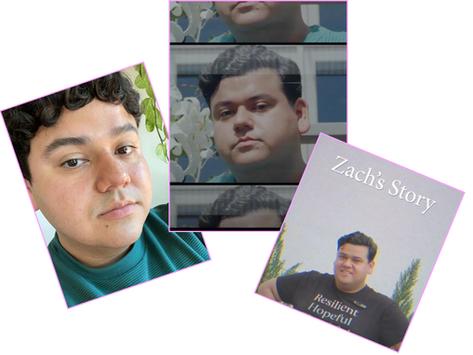 We Belong to Something Beautiful   Sephora   Meet Zachary. (@z.ach_)