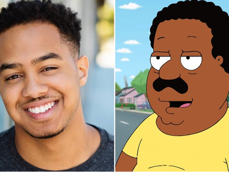 Arif Zahir Will Be Voicing The Character Of Cleveland.
