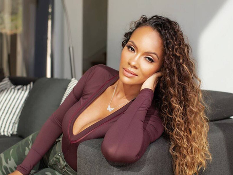 Evelyn Lozada Creates An OnlyFans Account For Her Feet!