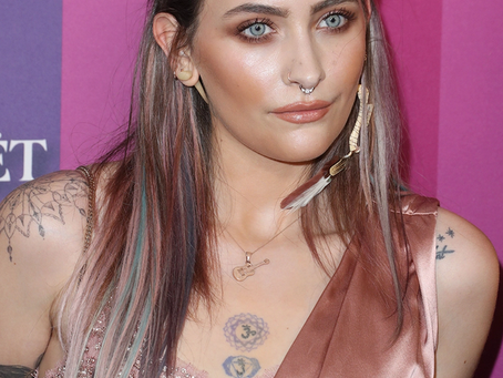 Paris Jackson Launches Facebook Watch Series and Music Career.
