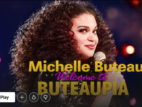 Michelle Buteau's Looks Stunning in Stand-up Special 'Welcome to Buteaupedia'.