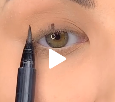 Eyeliner Tutorials You'll Be Thankful For.