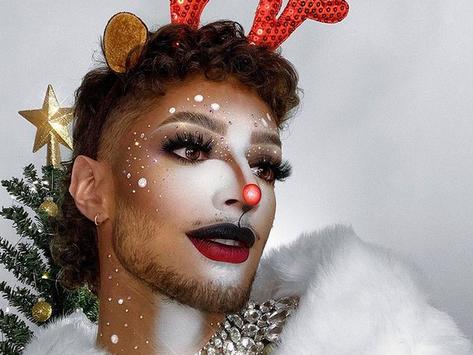 Amazing Makeup Artist on the Rise, Meet Carlos Zaragoza.