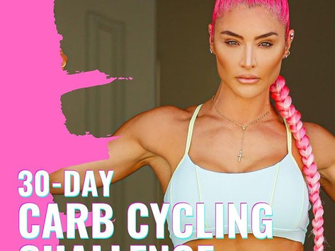 30-Day Carb Cycling Challenge.
