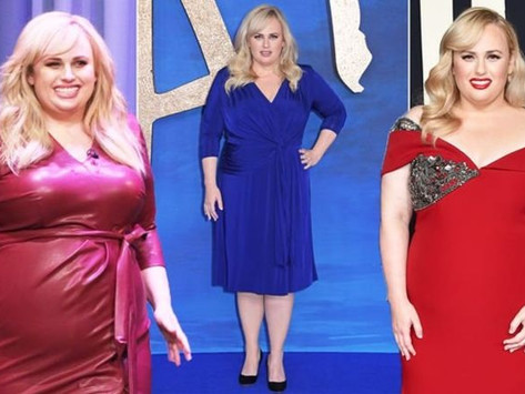 Check Out Rebel Wilson's Impressive Weight Loss!