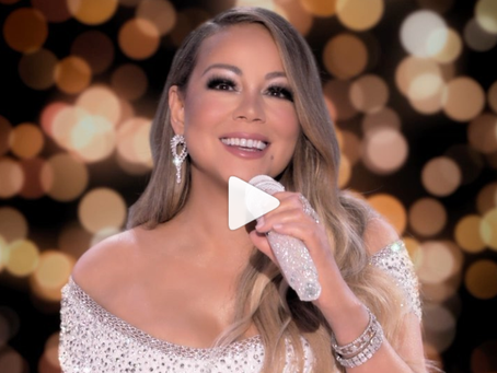 Mariah Carey's Christmas Special Coming to Appletv on December 4th!