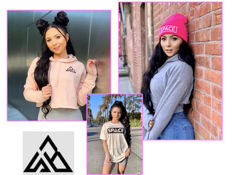 Space Buns - Clothing Line by Ashley Nocera.