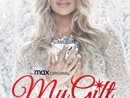 My Gift: A Christmas Special from Carrie Underwood.
