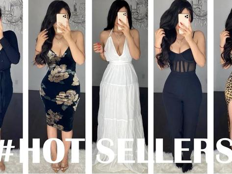 Tina's Fashion Boutique.