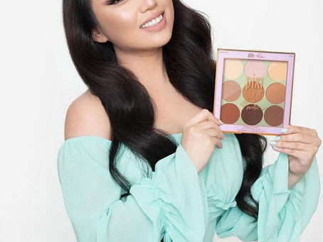 The Shapeshifter Contour Palette by Promise Tamang + Pixi Beauty.