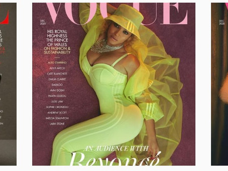 Kennedi Carter - Youngest Photographer To Shoot Cover for UK Fashion Publication.