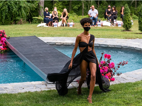 Must-See Photos! Socially Distant New York Fashion Week.