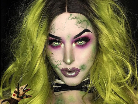 Scary-Glam Halloween Makeup Ideas for 2020.