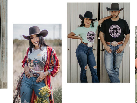 A True Western Inspired Ranch Brand.