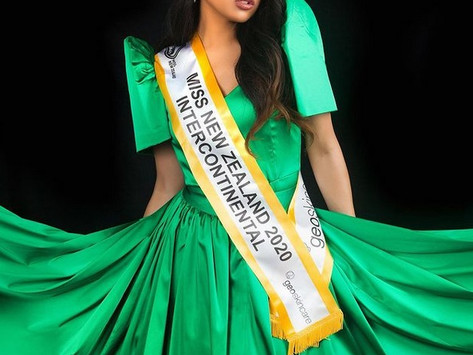 Meet First Transgender Woman and First Filipina To Represent New Zealand in The Beauty Pageant.