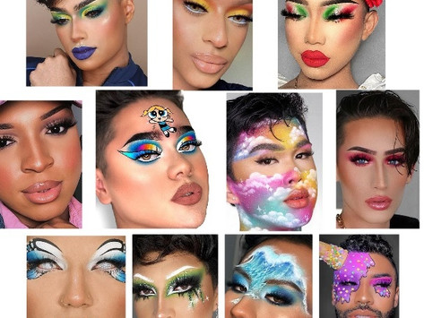 Top 30 Best Male Makeup Artists Creating Fierce Looks.