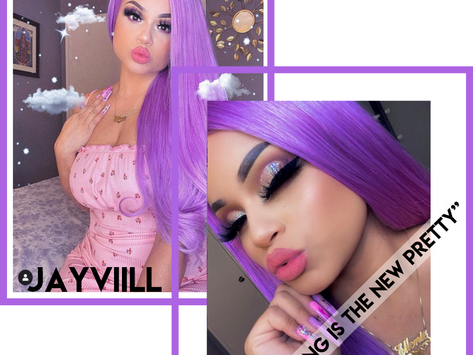 Meet Beauty & Fashion Influencer 'Jayviill'.