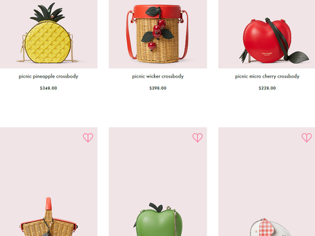 Summertime Vibes - Check Out Kate Spade's New Collection!