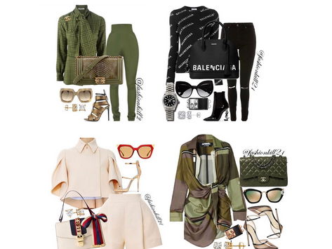 7 Leading Fashion Stylists & Bloggers.