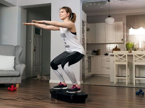 Vibration Massage Plates and Fitness Equipment.