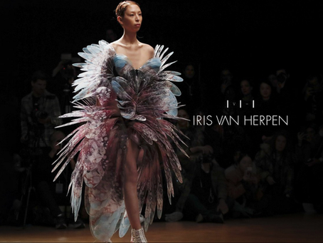 Meaningful, Diverse, and Conscious Fashion for the Future. By Iris van Herpen.