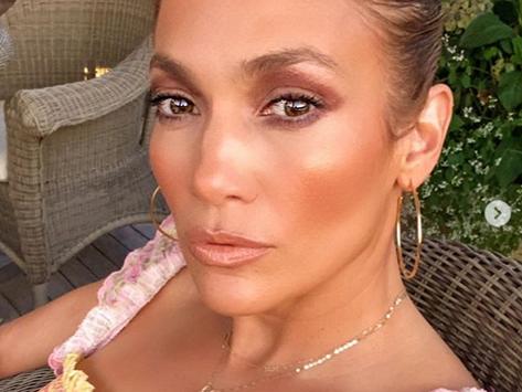 Jennifer Lopez's New Makeup and Skincare Line.