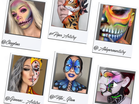 14 Amazing Makeup Artists Who Are Creating Masterpieces!