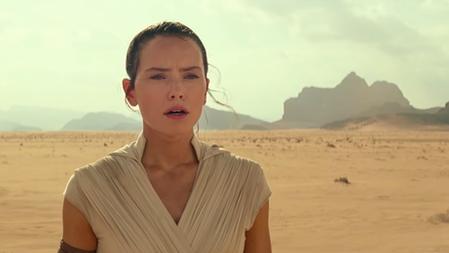 Star Wars: The Rise of Skywalker   Dec. 2019
