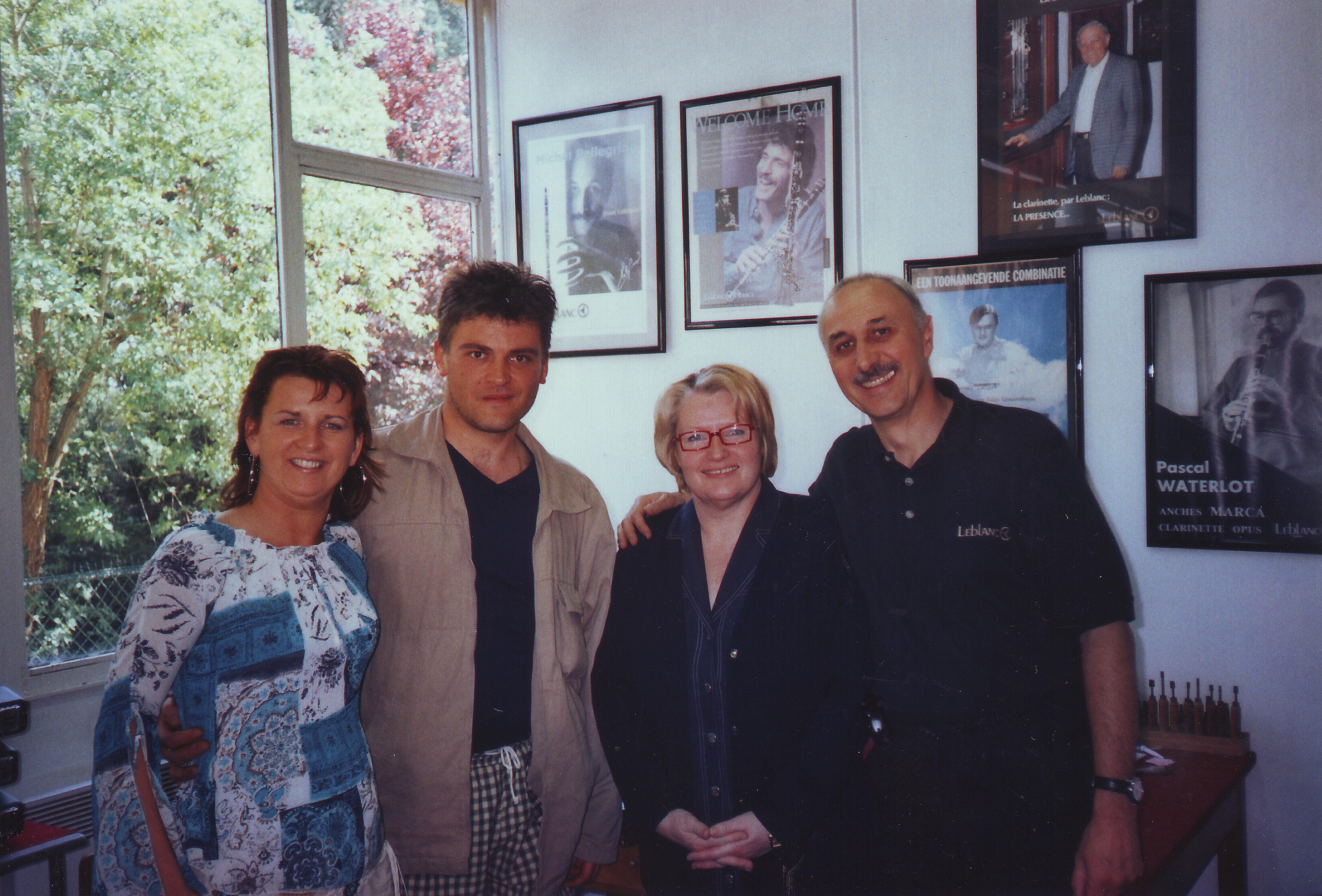 LA COTURE BUSSET 2004