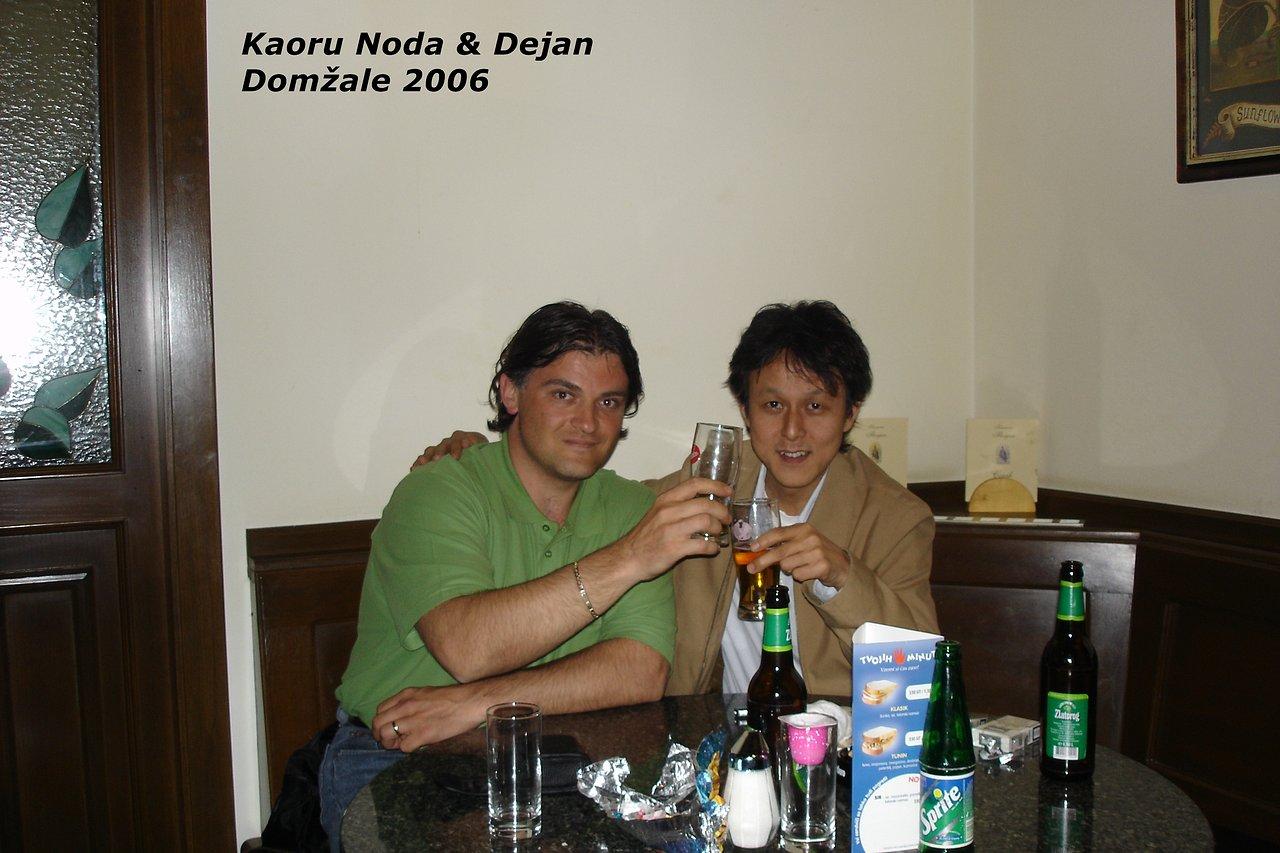 DOMŽALE 2006