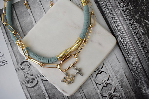 Double Stacking Necklace