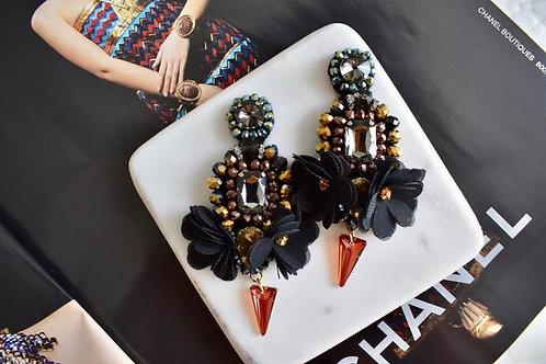 Large Swarovski Earrings