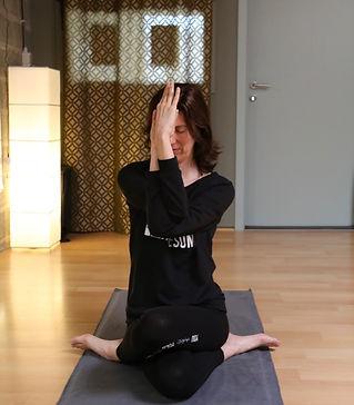 Mindfull yin yoga