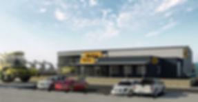 Westrac Centre - Inhose Building Desig