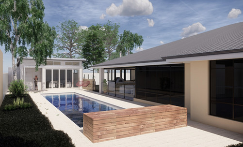 Pool House Concept